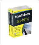 Mindfulness for Dummies Collection   Mindfulness for Dummies  2nd Edition Mindfulness at Work for Dummies Mindful Eating for Dummies