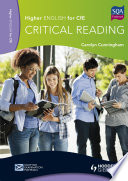 Higher English for CfE  Critical Reading