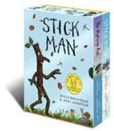 Stick Man and the Highway Rat Board Book Box Set