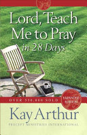 Book Lord, Teach Me to Pray in 28 Days
