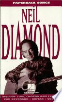 Paperback Songs   Neil Diamond  Songbook