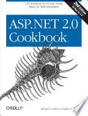 ASP NET 2 0 Cookbook