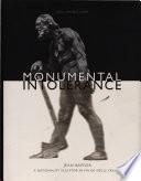 Monumental Intolerance: Jean Baffier, a Nationalist Sculptor in Fin-de-Si_cle France