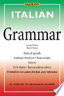 Italian Grammar  2nd Ed