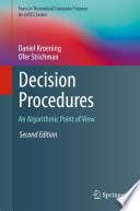 Decision Procedures