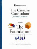 The Creative Curriculum for Family Child Care Book PDF