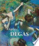 illustration du livre Edgar Degas