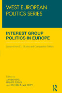 Interest Group Politics in Europe