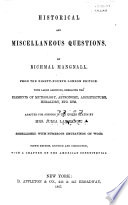 Historical and Miscellaneous Question