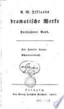 A. W. Iffland's dramatische Werke