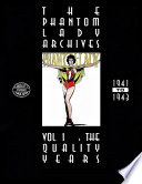 Phantom Lady Archives V1  1941   1943