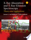 X Ray Absorption and X Ray Emission Spectroscopy