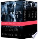 The Billionaire s Bet   Boxed Set  BDSM Erotic Romance