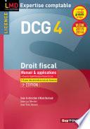 Dcg 4 Droit Fiscal Manuel Et Applications 9e Dition Mill Sime 2015 2016