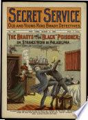 The Bradys and the  Black  Poisoner  Or  Strange Work in Philadelphia