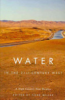 Water in the 21st century West