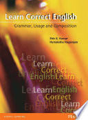 Learn Correct English  Grammar  Composition and Usage
