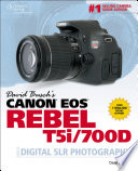 David Busch s Canon EOS Rebel T5i 700D Guide to Digital SLR Photography