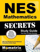 NES Mathematics Secrets Study Guide
