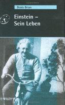 Einstein - Sein Leben