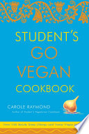 Student s Go Vegan Cookbook