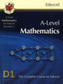 A Level Mathematics for Edexcel Decision Maths 1