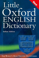 Little Oxford English Dictionary 9 E