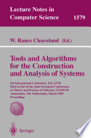 Tools And Algorithms For The Construction Of Analysis Of Systems book
