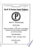 General Catalogue, 1904