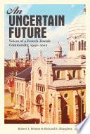 An Uncertain Future