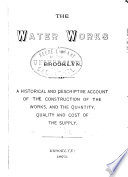 The Water Works of Brooklyn