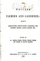 download ebook the western farmer and gardener pdf epub