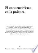 El constructivismo en la práctica
