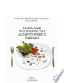 Guida alle interazioni tra alimenti-spezie e farmaci
