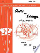 Duets for Strings  Book II