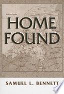 Home Found Book PDF