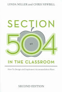 Section 504 in the Classroom