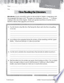 Bud  Not Buddy Close Reading and Text Dependent Questions