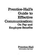 Prentice Hall s guide to effective communication