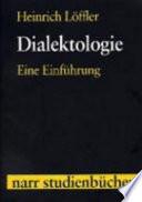 Dialektologie