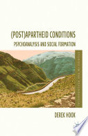 Post apartheid Conditions