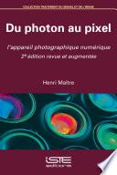 illustration du livre Du photon au pixel