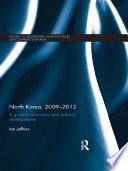 North Korea  2009 2012