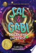 Sal and Gabi Break the Universe Book PDF