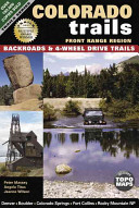 Colorado Trails Front Range Region