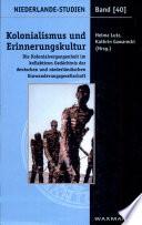 Kolonialismus und Erinnerungskultur