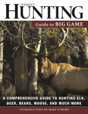 Petersen's Hunting Guide to Big Game Book