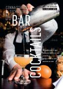 illustration Connaissances et techniques du bar et des cocktails
