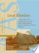 Local Identities