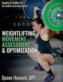 Weightlifting Movement Assessment   Optimization